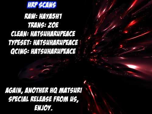 Matsuri Special 9 Page 1