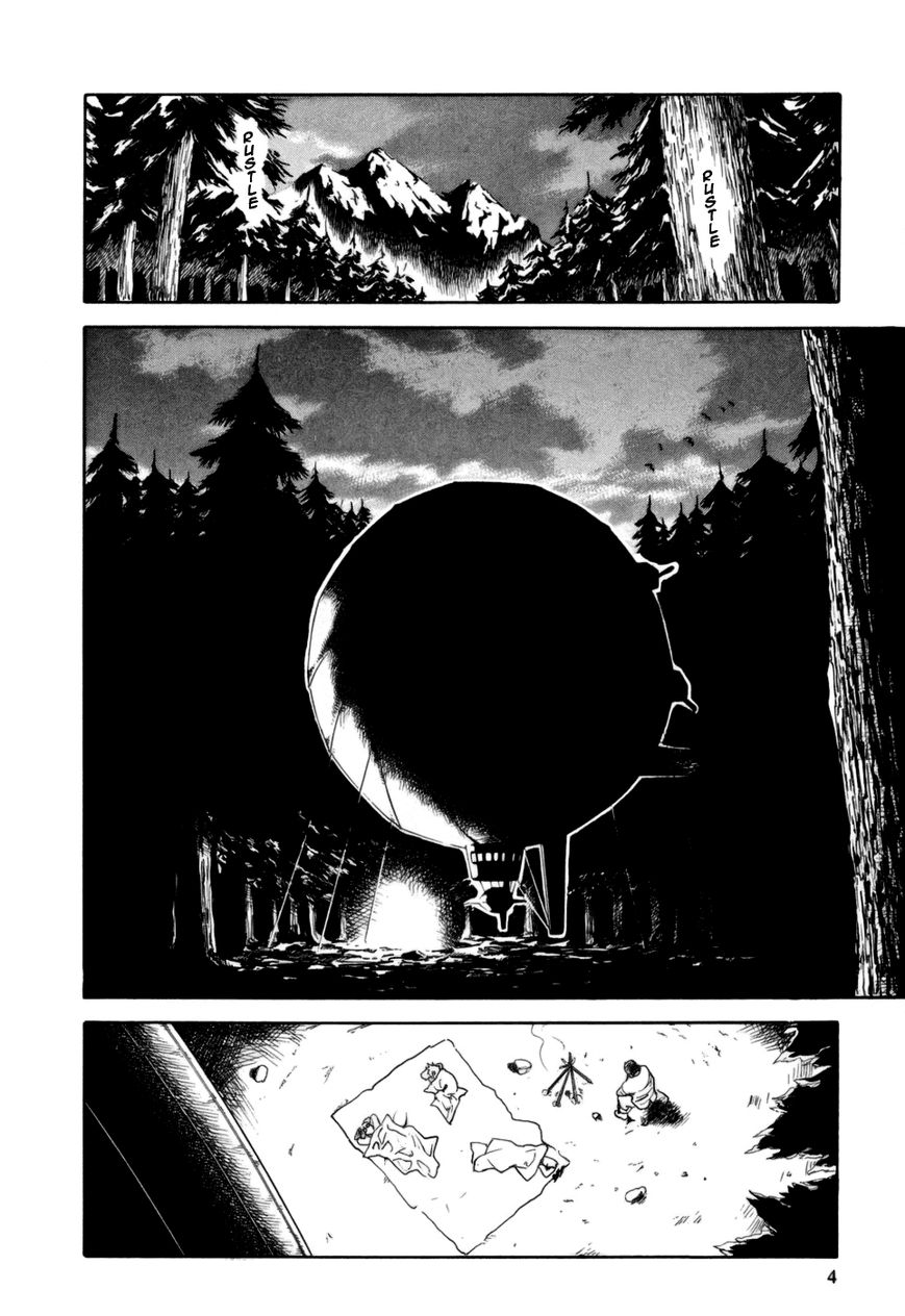 Kumo no Graduale 11 Page 2
