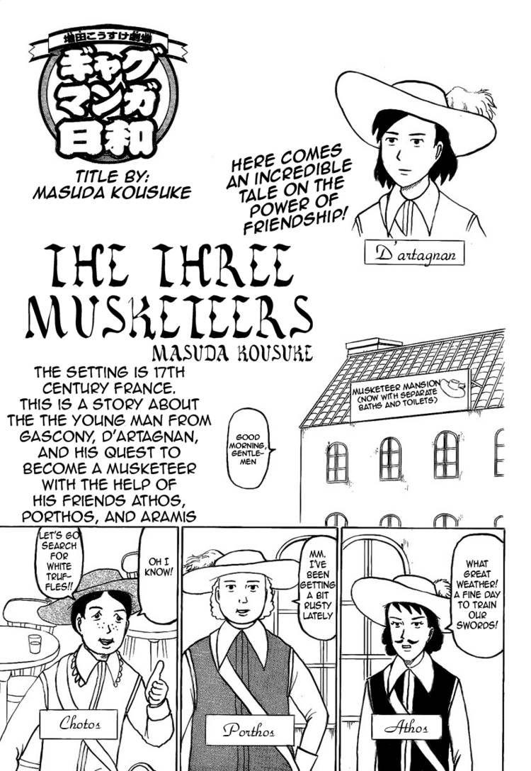 Gyagu Manga Biyori 169 Page 1