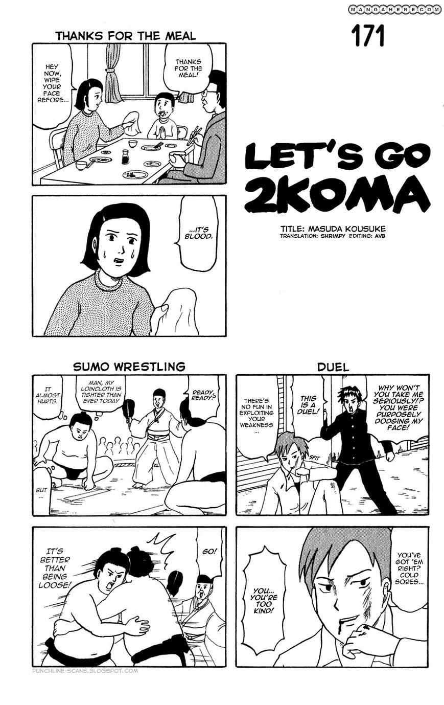 Gyagu Manga Biyori 171 Page 2