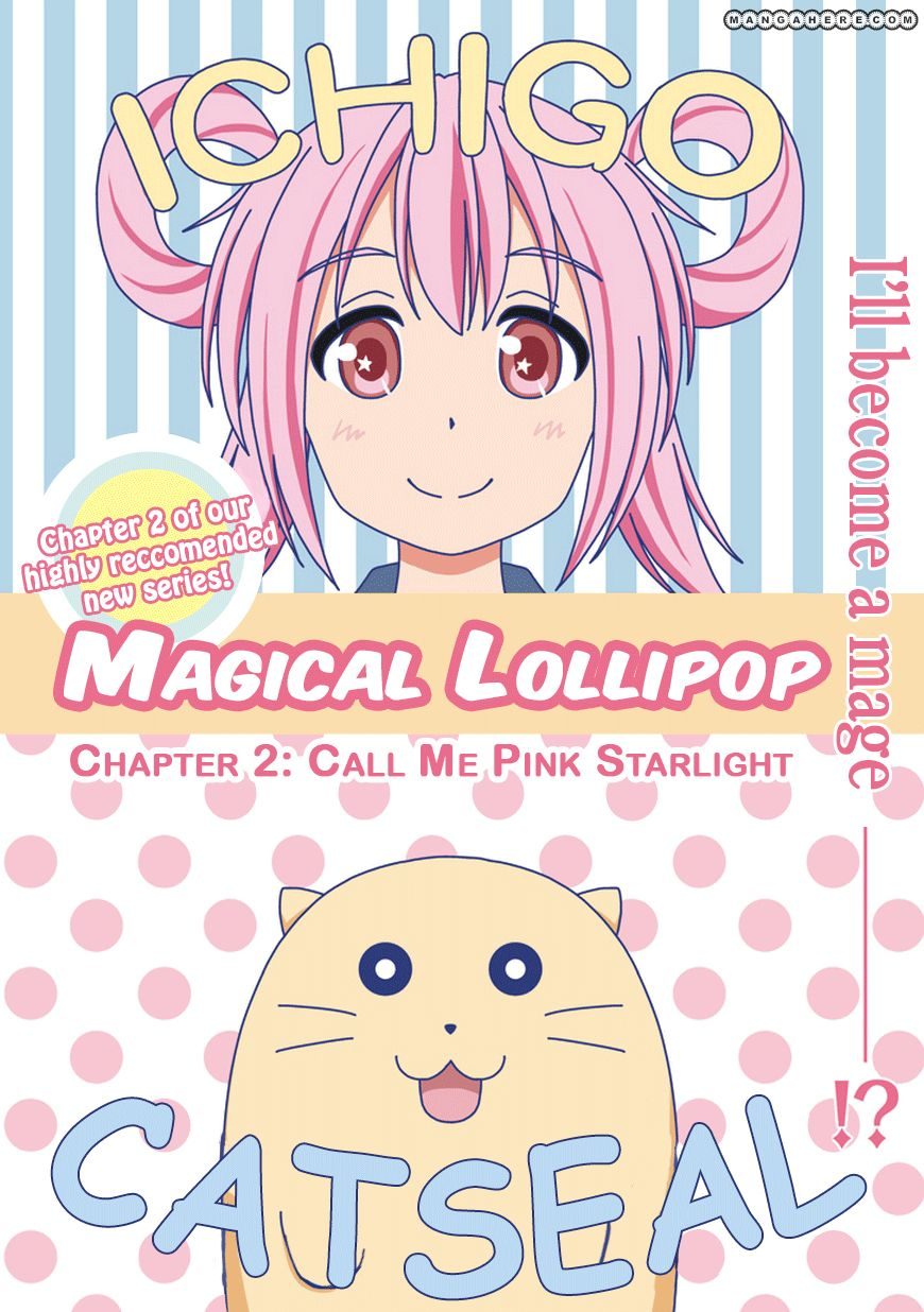 Magical Lollipop 2 Page 1