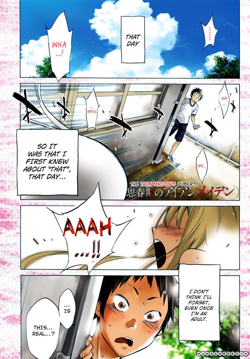 Shishunki no Iron Maiden 1 Page 3