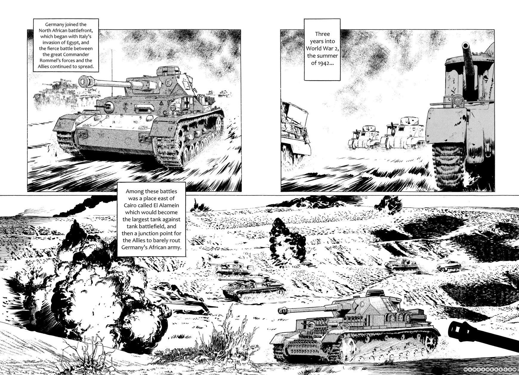 El Alamein no Shinden 2 Page 2