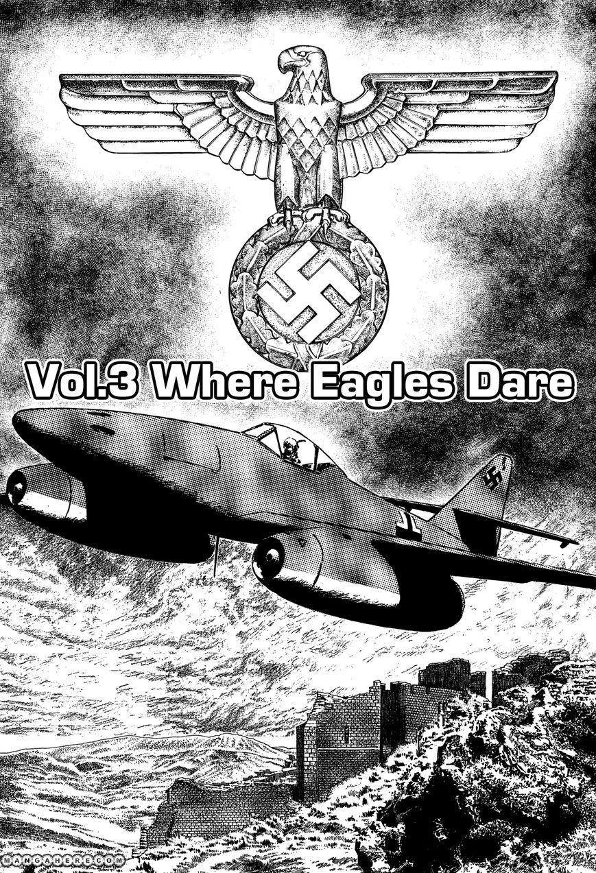 El Alamein no Shinden 3 Page 1