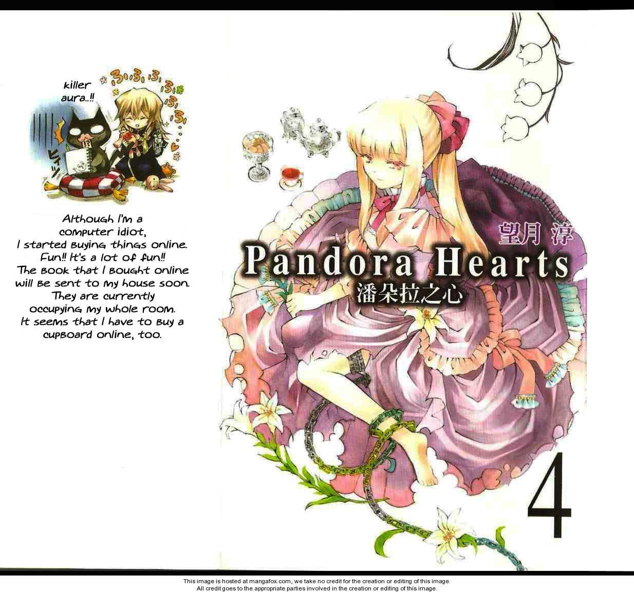 Pandora Hearts 14 Page 1