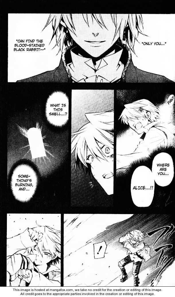 Pandora Hearts 19 Page 3