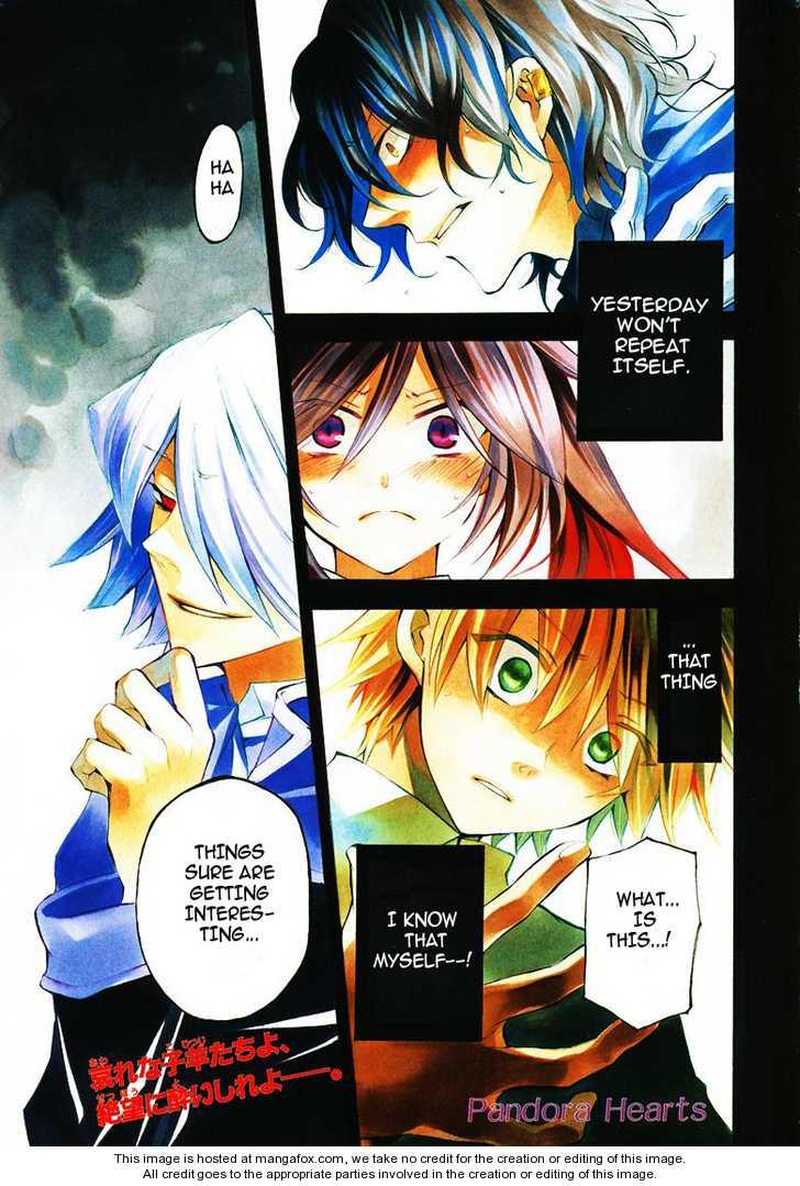 Pandora Hearts 24 Page 1
