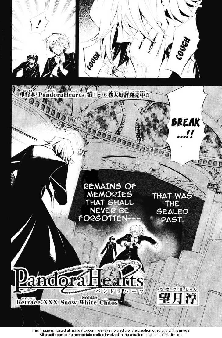 Pandora Hearts 30 Page 3