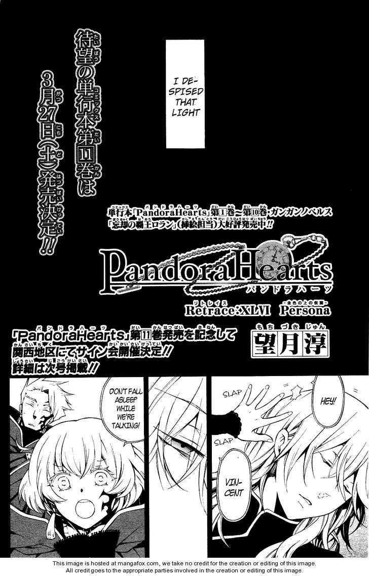 Pandora Hearts 46 Page 3