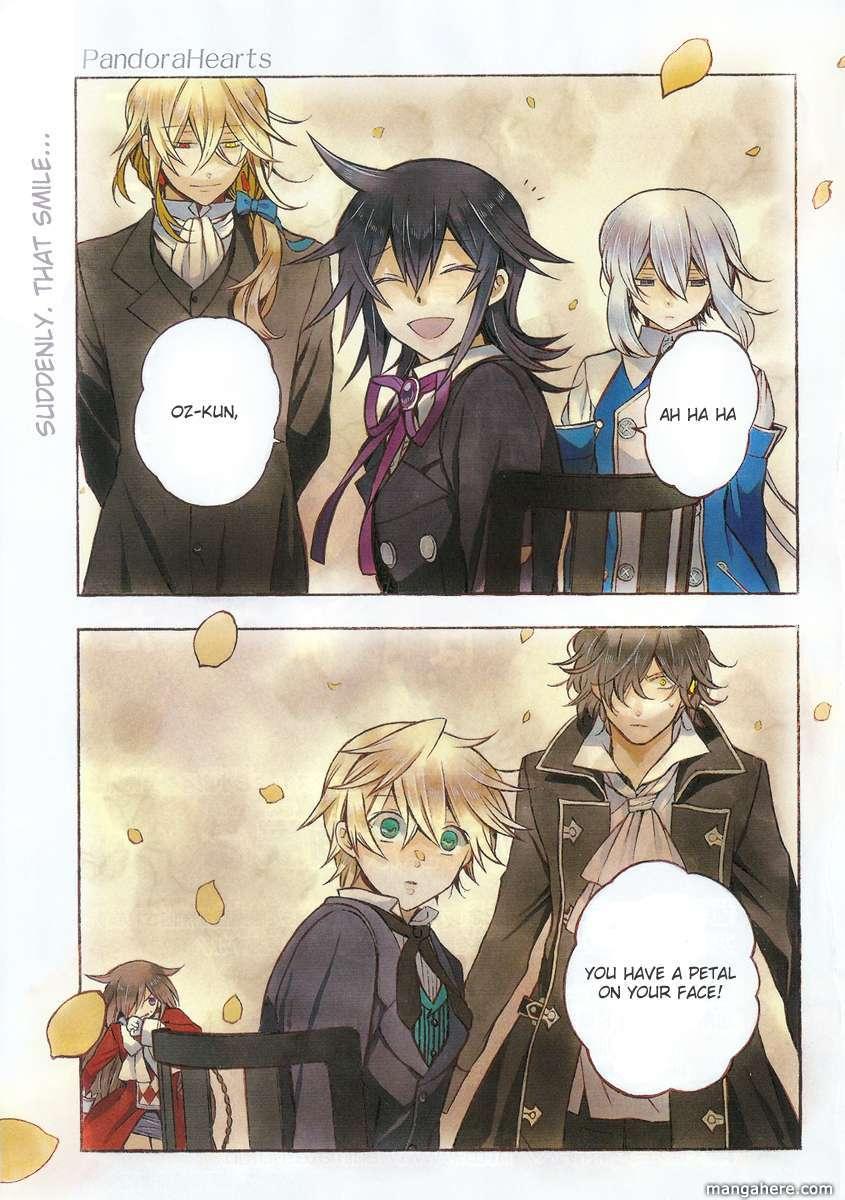 Pandora Hearts 63 Page 1