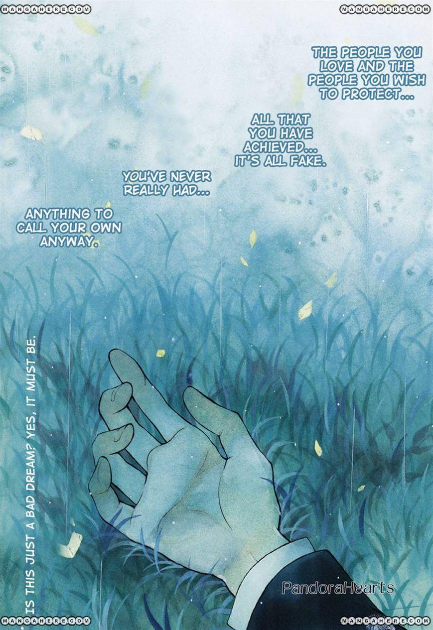 Pandora Hearts 75 Page 1