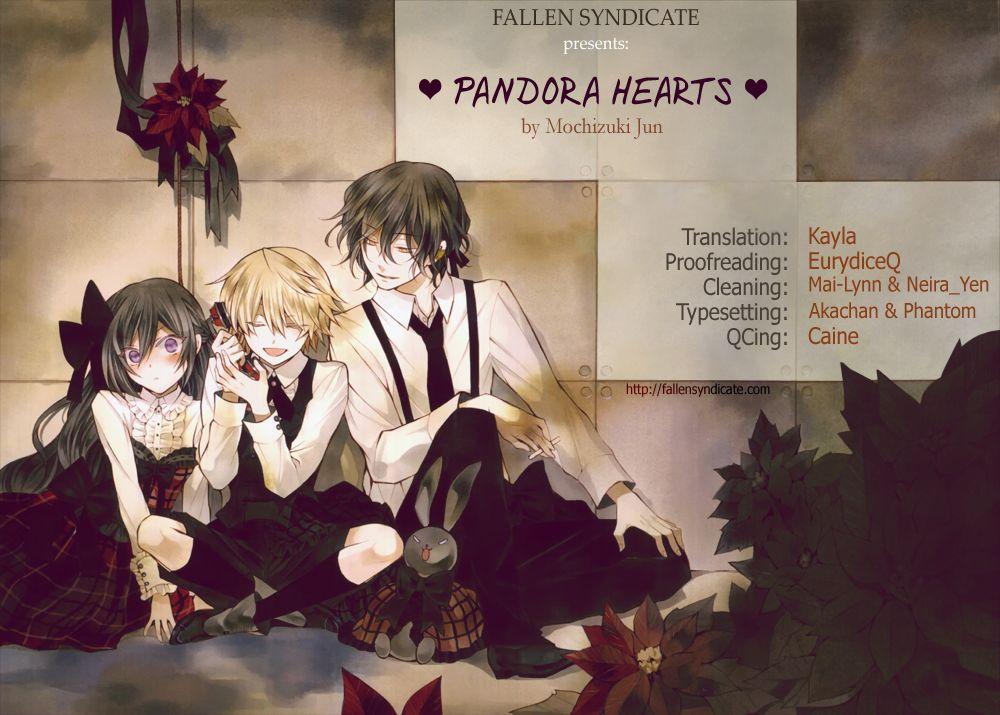 Pandora Hearts 92 Page 1