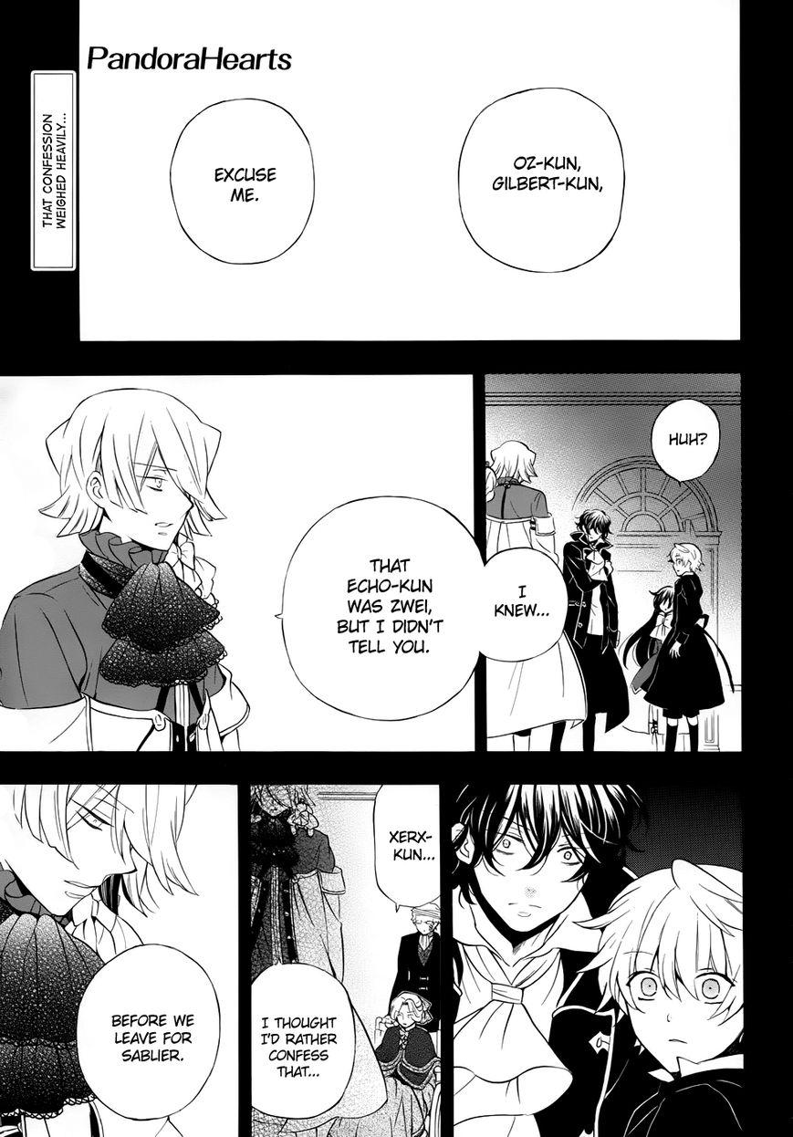 Pandora Hearts 92 Page 2