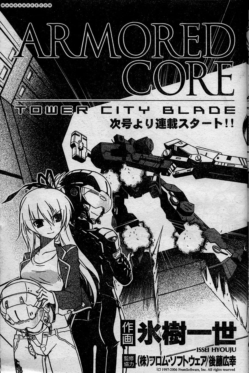 Armored Core - Tower City Blade 1 Page 3
