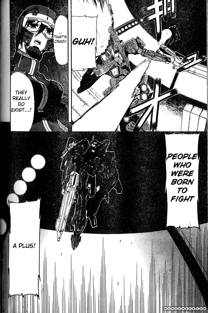 Armored Core - Tower City Blade 5 Page 3