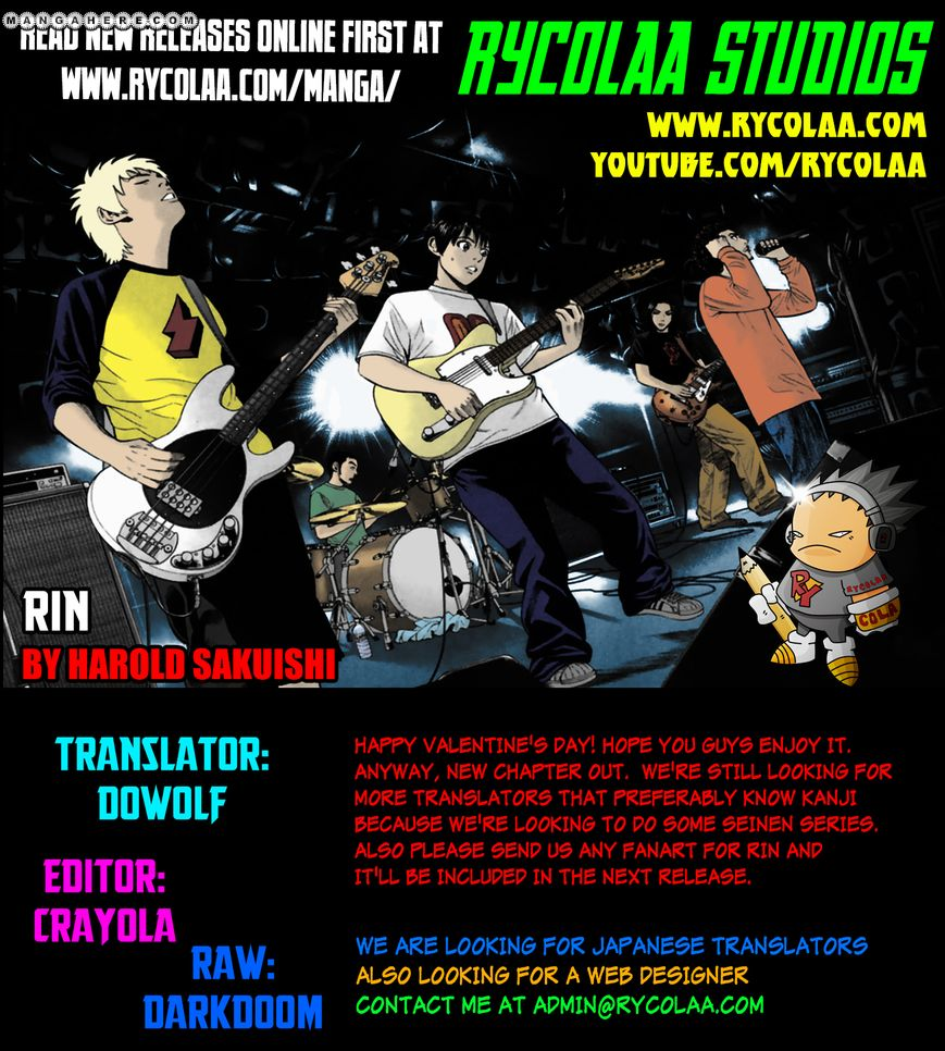 Rin (HAROLD Sakuishi) 3 Page 1
