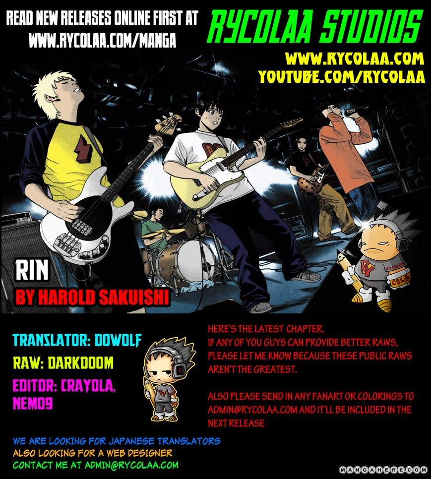 Rin (HAROLD Sakuishi) 4 Page 1