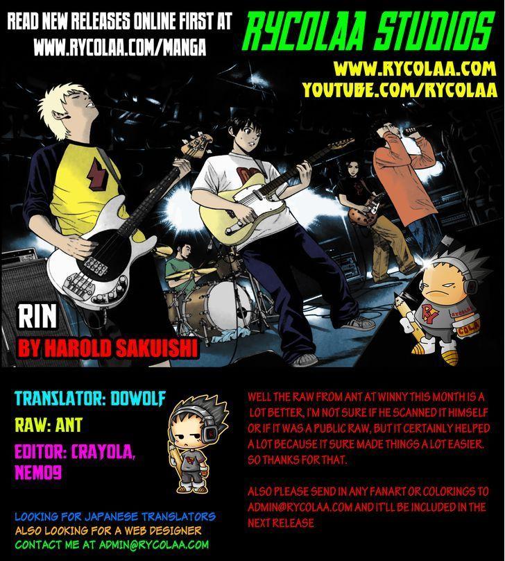 Rin (HAROLD Sakuishi) 5 Page 1