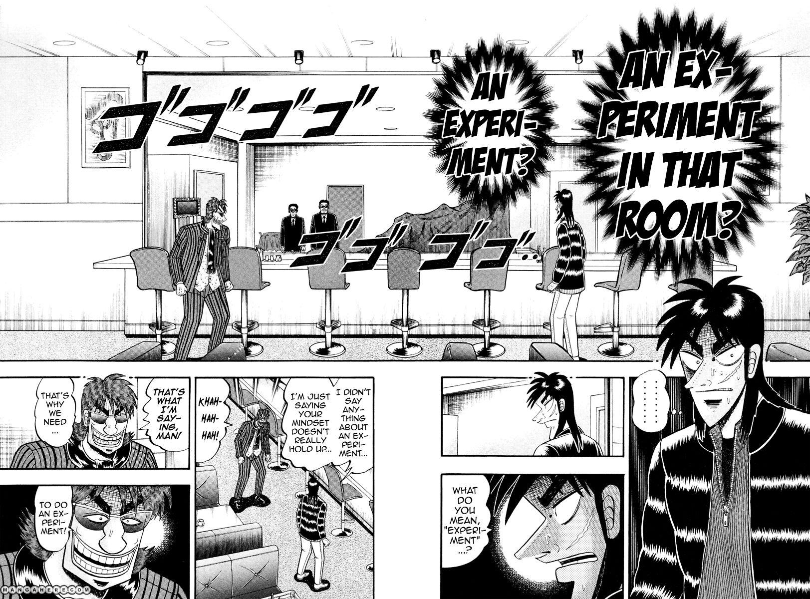 Tobaku Datenroku Kaiji: Kazuyahen 13 Page 2