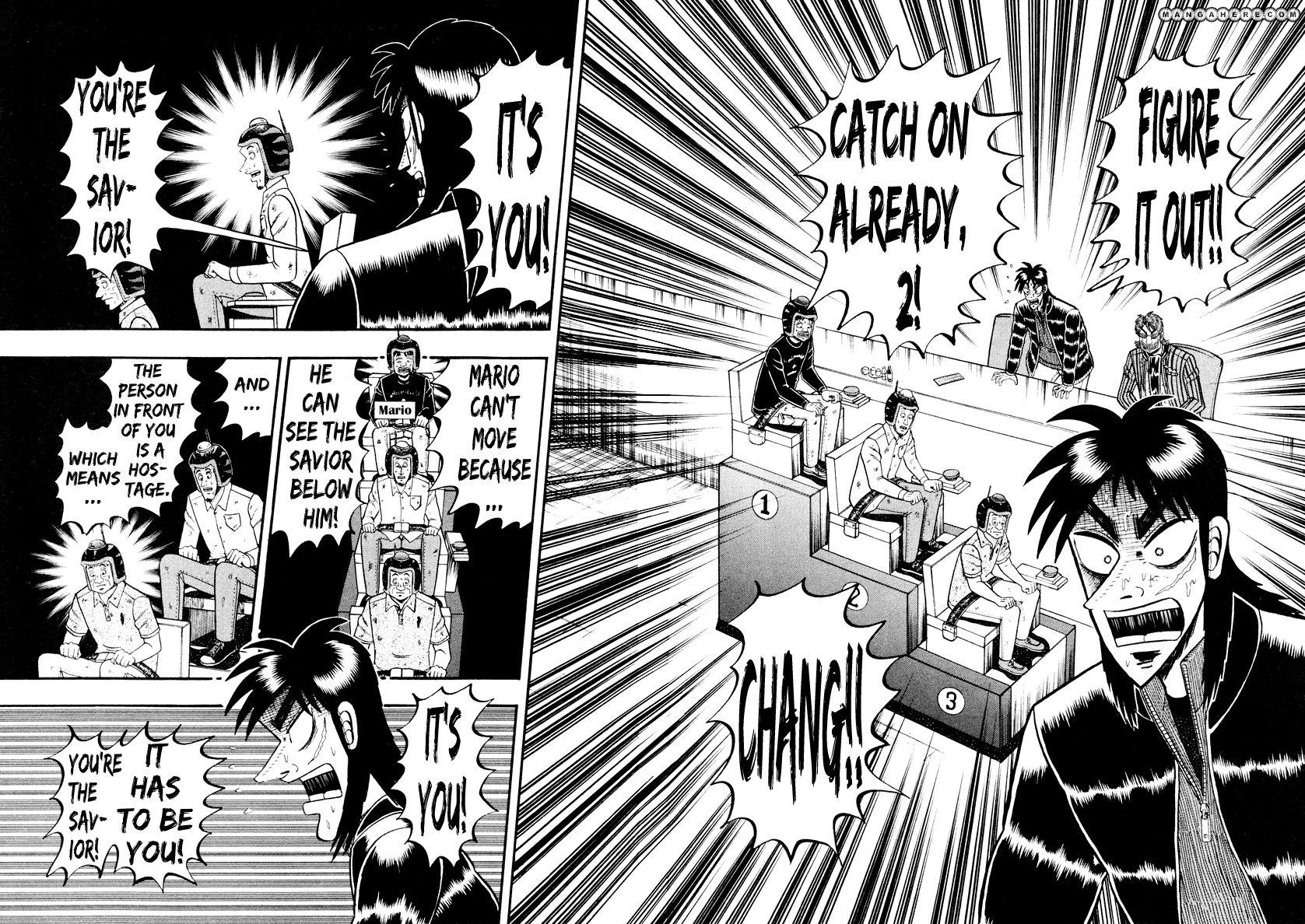 Tobaku Datenroku Kaiji: Kazuyahen 18 Page 2