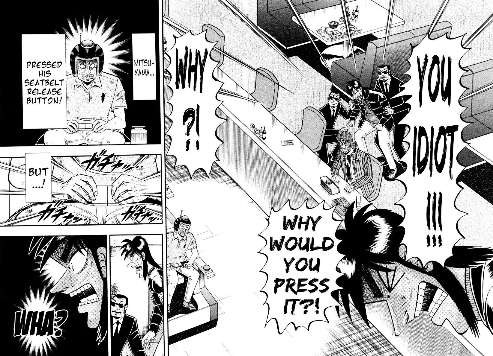 Tobaku Datenroku Kaiji: Kazuyahen 19 Page 2