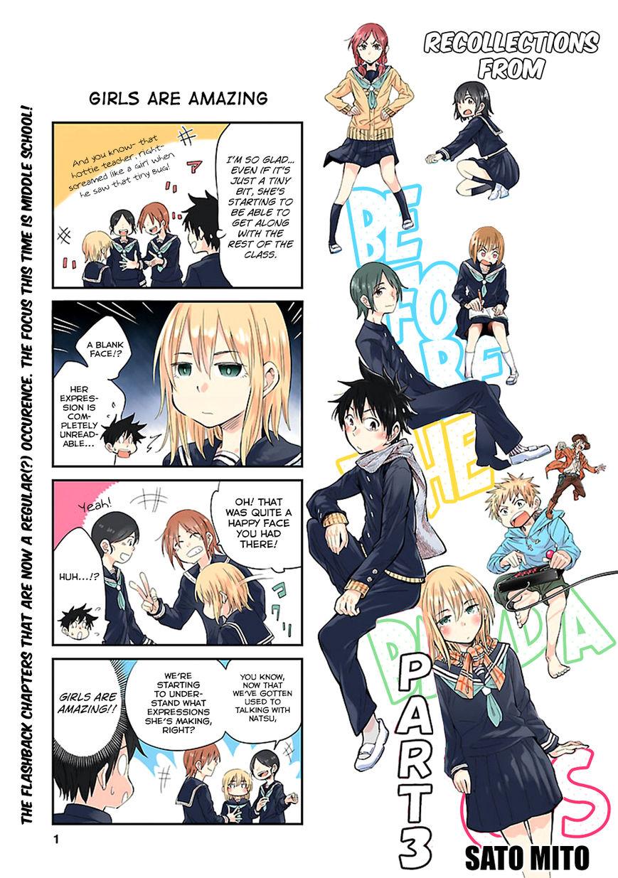 Haru no Houtai Shoujo 13.5 Page 1