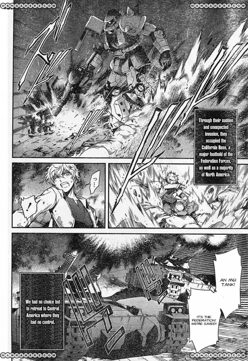 Kidou Senshi Z Gundam Gaiden - Koku ni Aragaishi Mono 1 Page 3