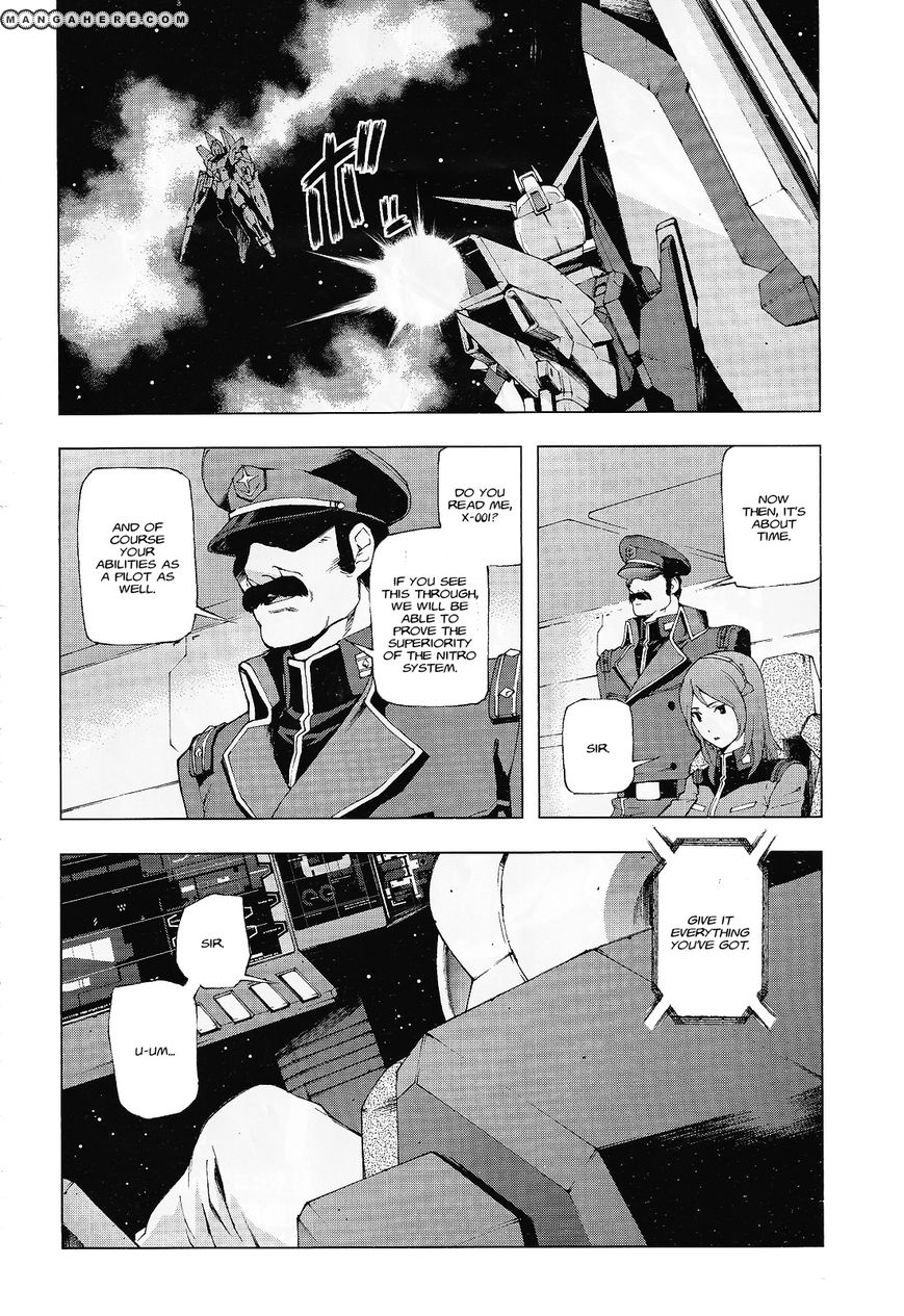 Kidou Senshi Gundam U.C. 0094 - Across the Sky 1 Page 3