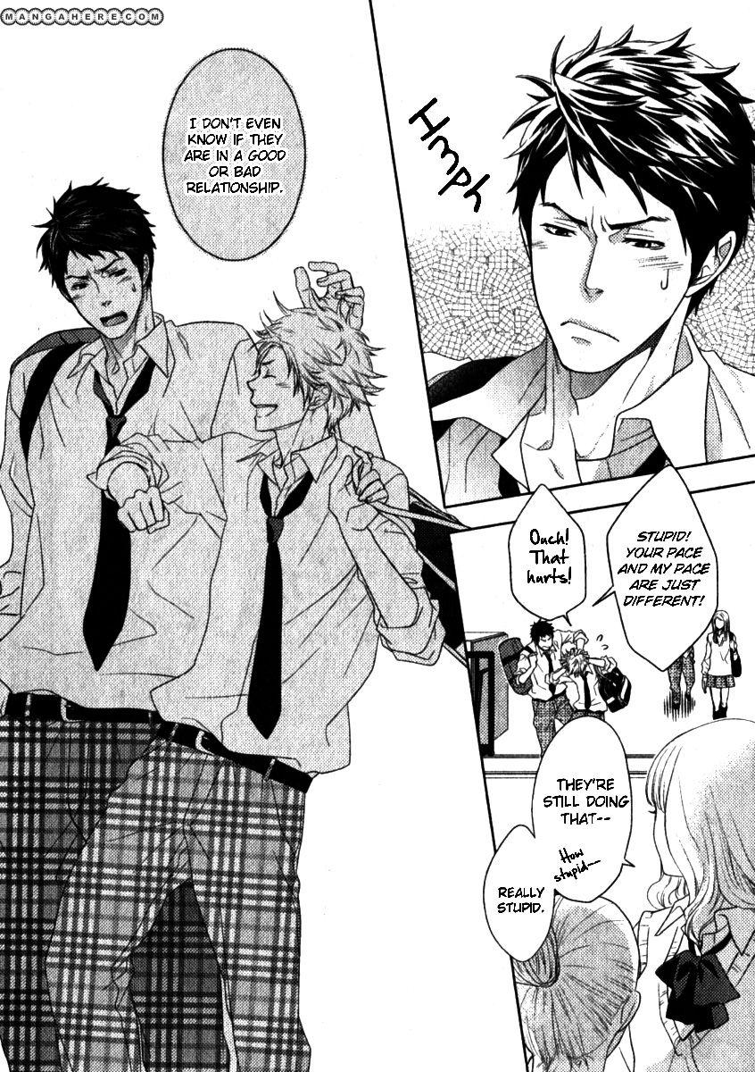 Isshunsaki wa Koi 1 Page 3