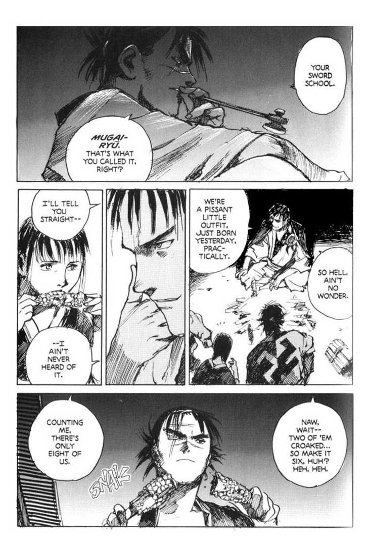 Blade of the Immortal 4 Page 4