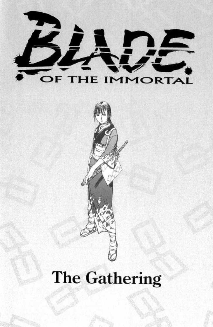 Blade of the Immortal 1 Page 2