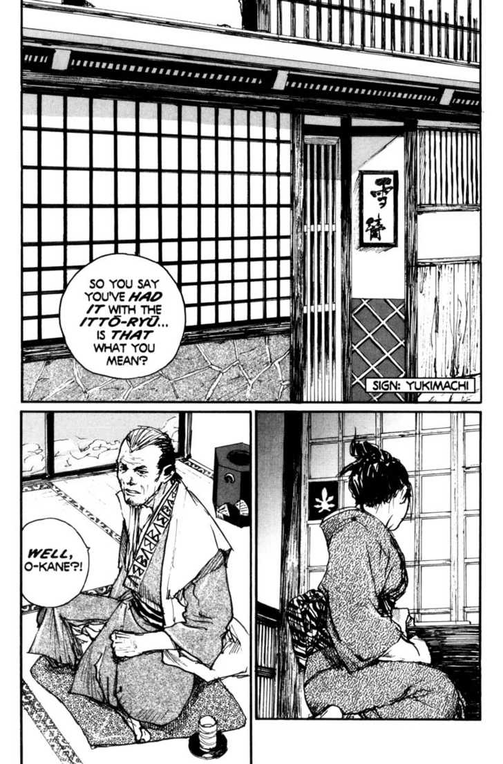 Blade of the Immortal 6 Page 2