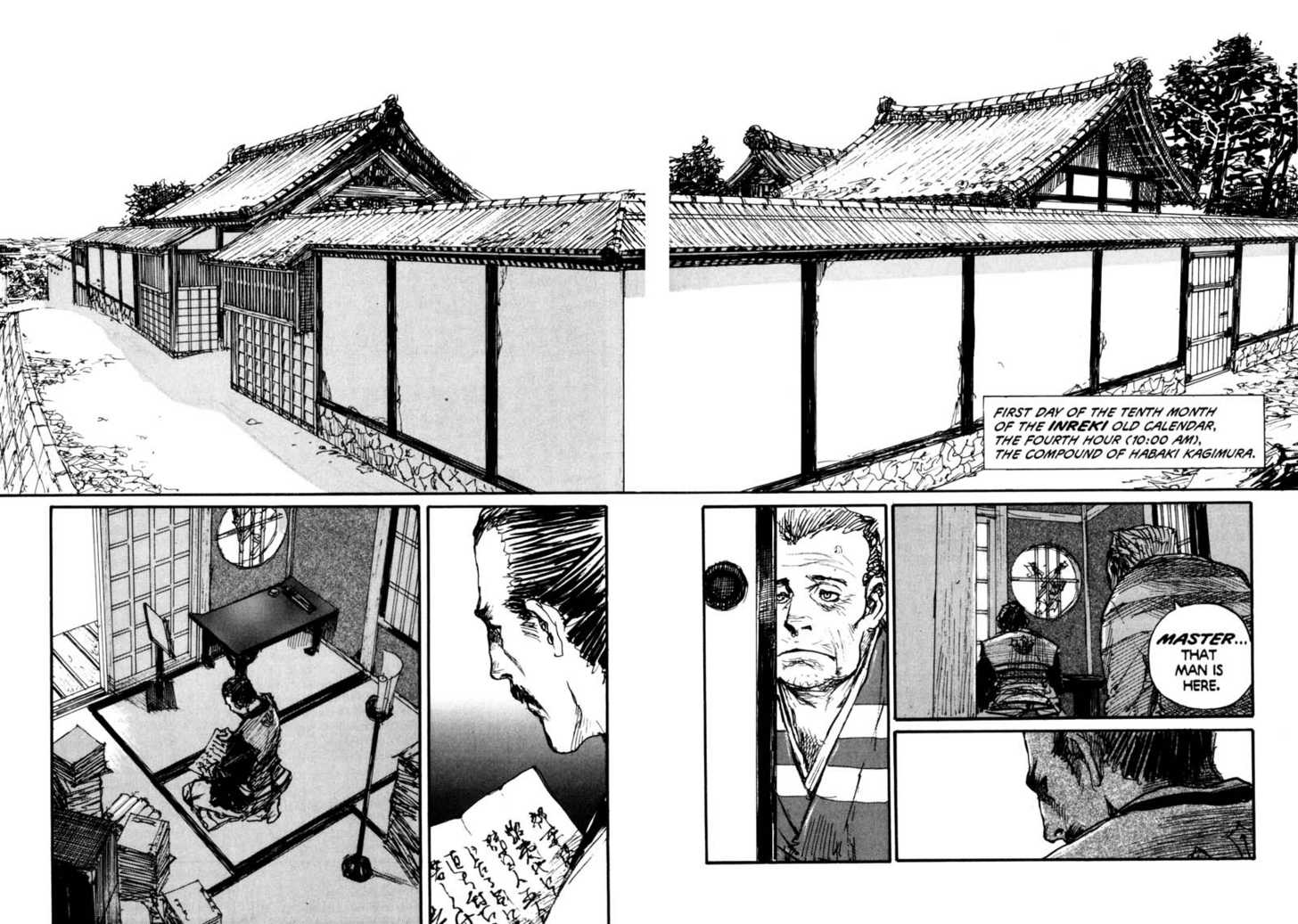 Blade of the Immortal 7 Page 2