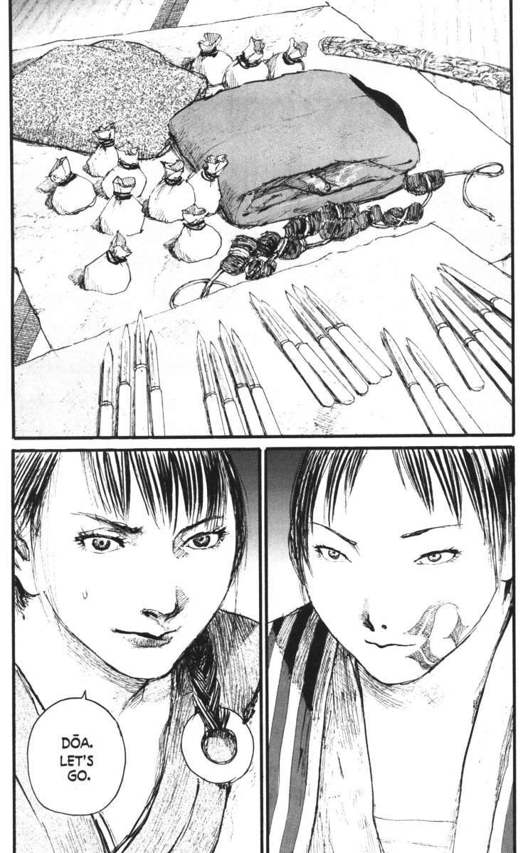 Blade of the Immortal 115 Page 1