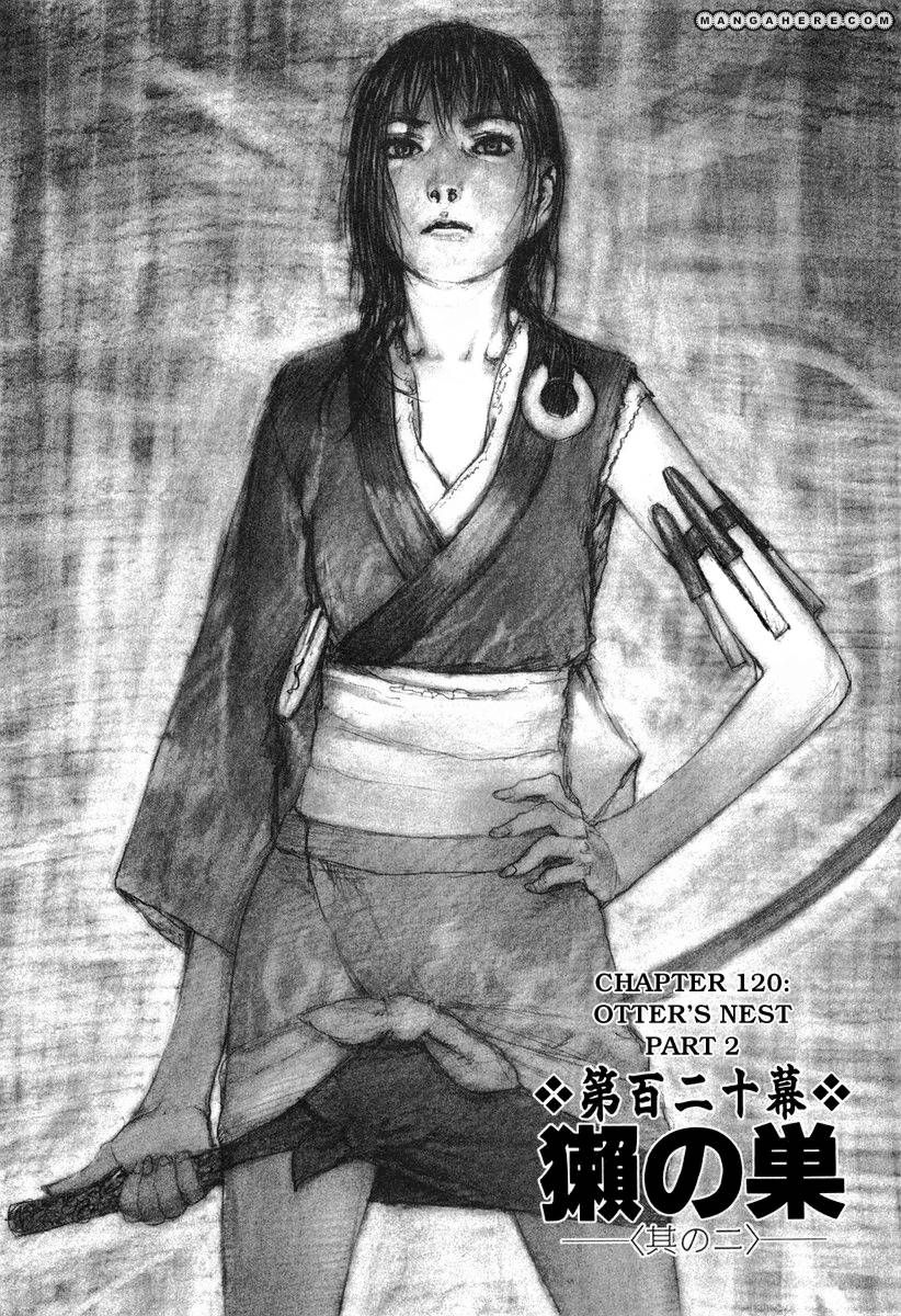 Blade of the Immortal 120 Page 1