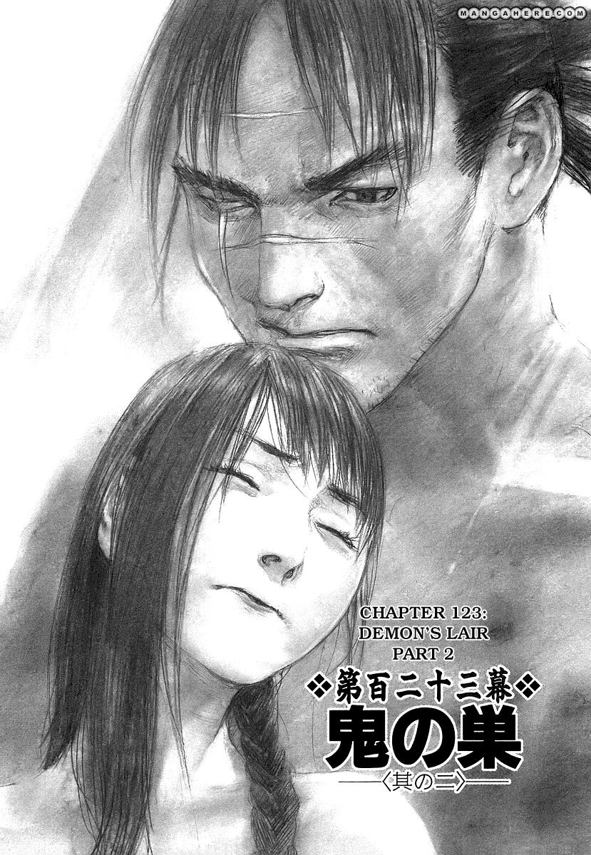 Blade of the Immortal 123 Page 1