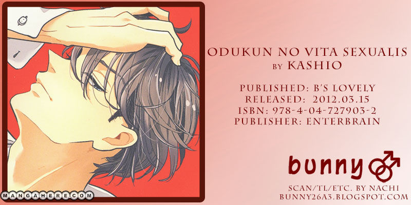 Odu-kun no Vita Sexualis 1 Page 3