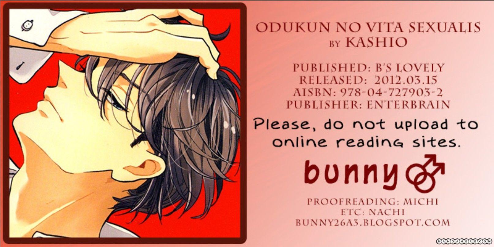 Odu-kun no Vita Sexualis 3.2 Page 1