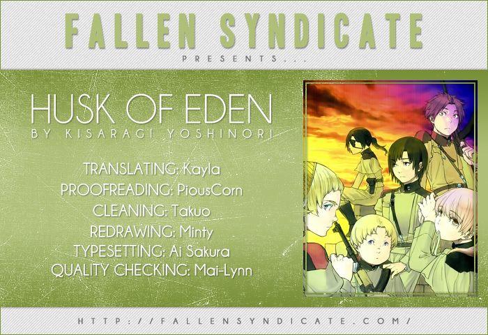 Husk Eden 18 Page 1