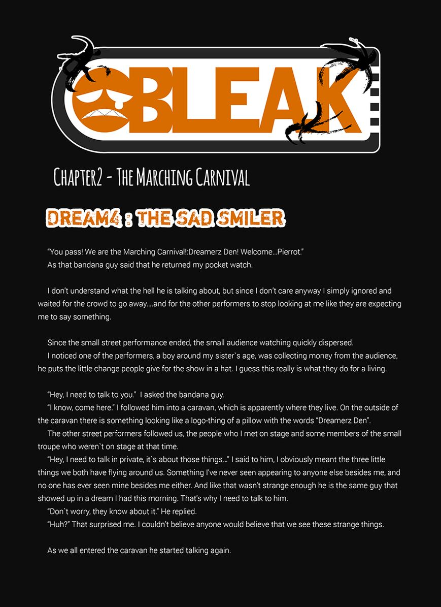 Bleak 4 Page 1
