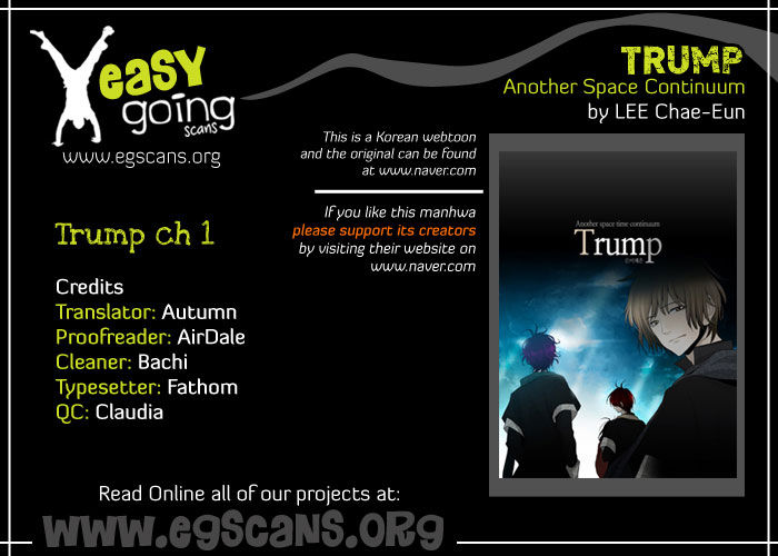 Trump (LEE Chae-Eun) 1 Page 1