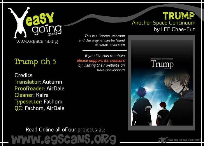 Trump (LEE Chae-Eun) 5 Page 1