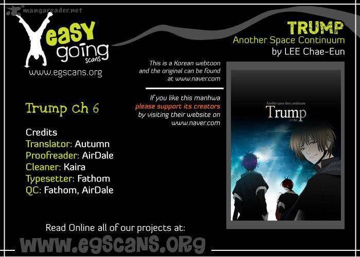 Trump (LEE Chae-Eun) 6 Page 1