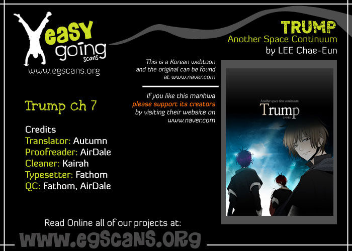 Trump (LEE Chae-Eun) 7 Page 1