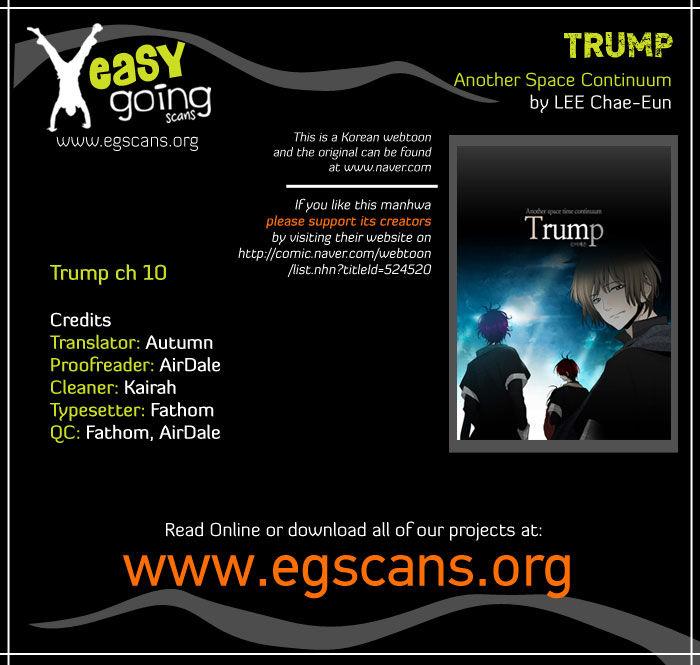 Trump (LEE Chae-Eun) 10 Page 1