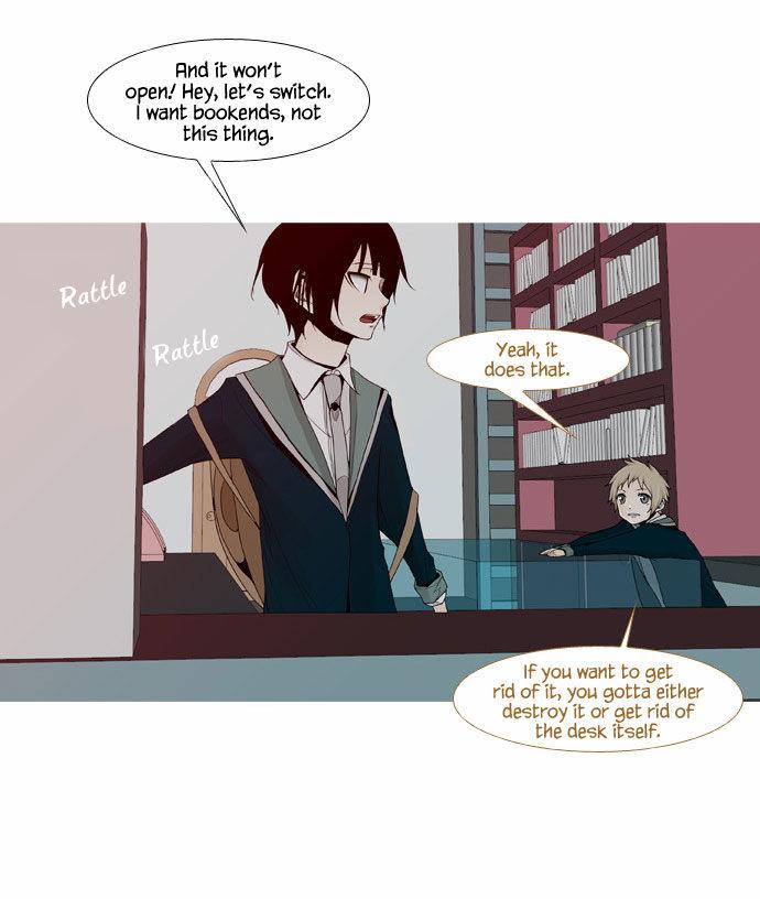 Trump (LEE Chae-Eun) 14 Page 3