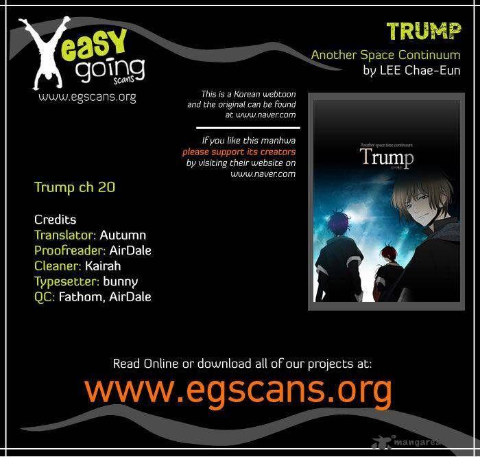 Trump (LEE Chae-Eun) 20 Page 1