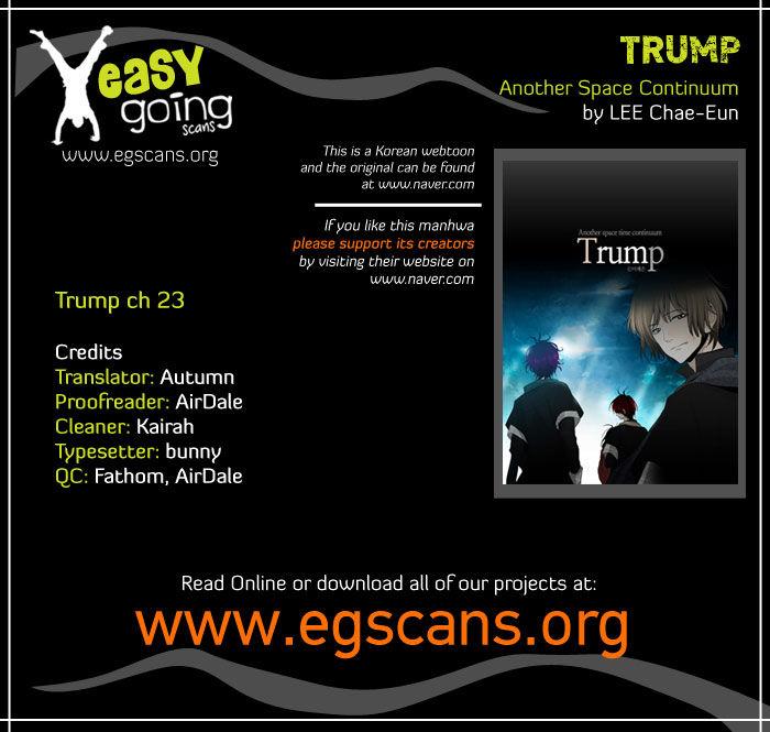 Trump (LEE Chae-Eun) 23 Page 1