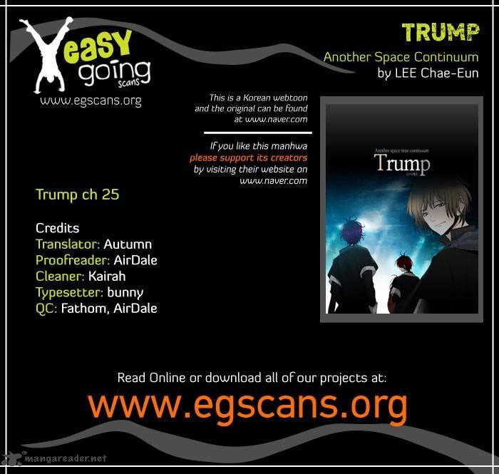 Trump (LEE Chae-Eun) 25 Page 1
