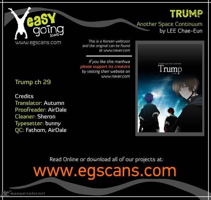 Trump (LEE Chae-Eun) 29 Page 1